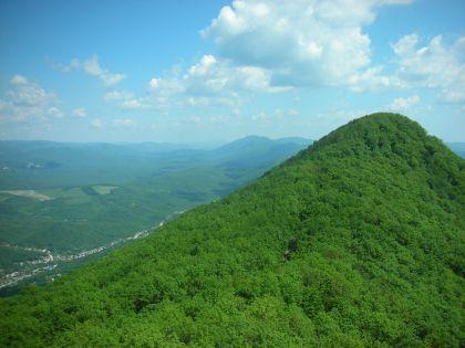 Кавказкие горы