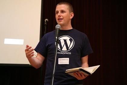 Интервью с создателем WordPress