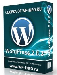 WordPress 2.8.2 от WP-INFO.ru