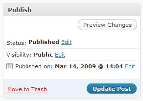 post-trash