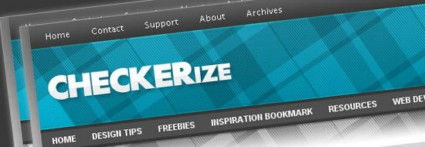 Checkerize WordPress Theme