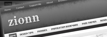 Zionn WordPress Theme
