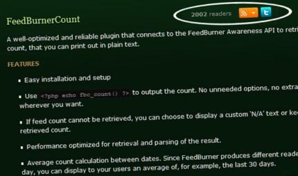 FeedBurnerCount