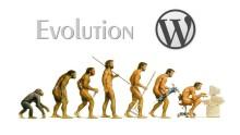 Эволюция админки WordPress (2003 - 2009)