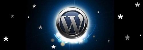 Новогодние плагины для WordPress